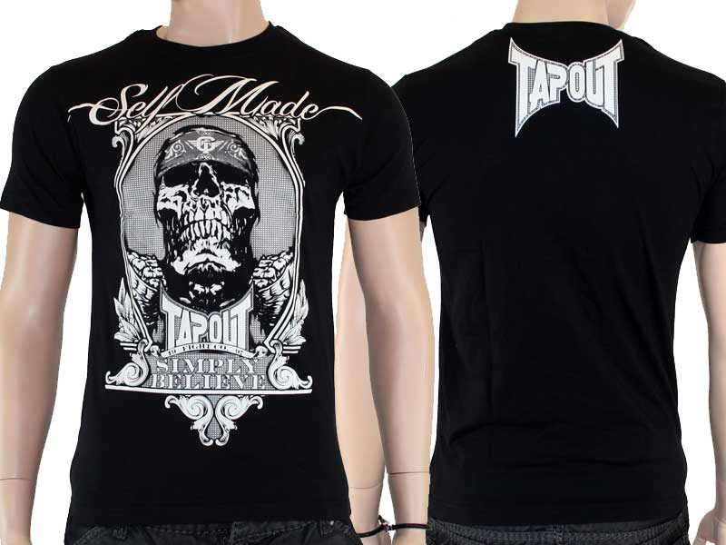 Tapout t-shirt self maid