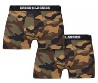 2-Pack Camo Boxer Shorts 6