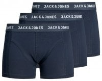 3-pack boxershorts Jack & Jones Blue Night
