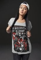 Five Seconds of Summer T-shirt dam 1