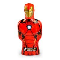 2-i-1 duchtvål och schampo Avengers Iron Man Cartoon (475 ml)