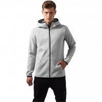 Athletic High Neck Interlock Zip Hoody 5