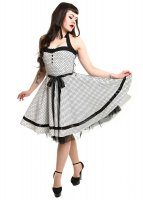 Rockabilly klänning Abbey Dress