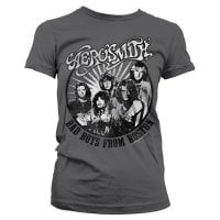 Aerosmith - Bad Boys From Boston tjej t-shirt 1