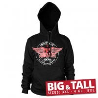 Aerosmith - Est. 1970, Boston Big & Tall hoodie