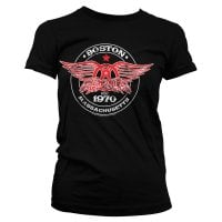 Aerosmith - Est. 1970, Boston tjej t-shirt 1