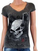 Alchemy top skull