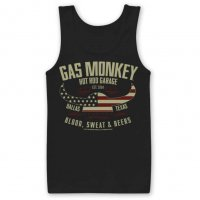 American Viking Gas Monkey Garage linne