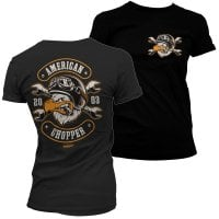 American Chopper - Cigar Eagle tjej T-shirt 1