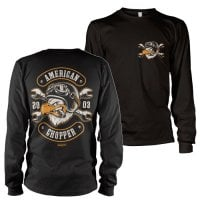 American Chopper - Cigar Eagle longsleeve 1