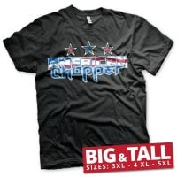 American Chopper Flag Logo Big & Tall T-Shirt 1