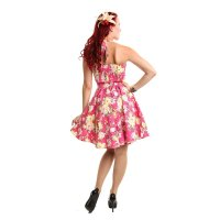 Annabella dress pink orchid