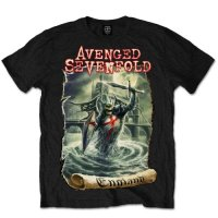 Avenged Sevenfold t-shirt: England