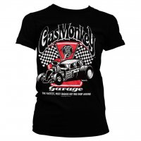 Badass Gas Monkey Garage tjej t-shirt