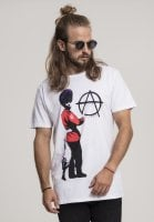 Banksy Anarchy T-shirt