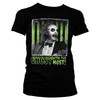 Beetlejuice - Ghost with the most T-shirt tjej