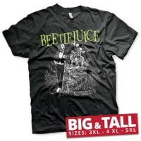 Beetlejuice headstone big and tall T-Shirt