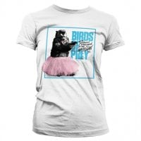 Birds Of Prey - Gopher Tutu Logo tjej T-shirt 1
