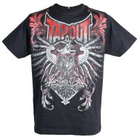 Black bird t-shirt tapout