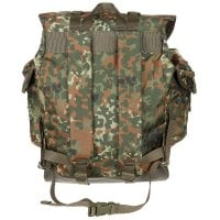 Bundeswehr mountain backpack flecktarn 2