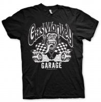 Burning Wheels Gas Monkey Garage T-shirt 1