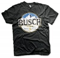 Busch Beer Vintage Label T-Shirt 1