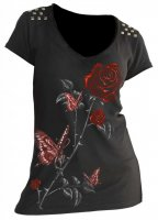 Butterfly rose - Alchemy top