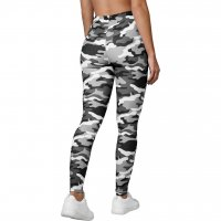 Camo leggings snow camo 2