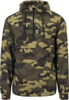 Camo pull over vindjacka 13