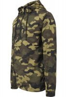 Camo pull over vindjacka 14