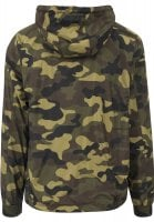Camo pull over vindjacka 16