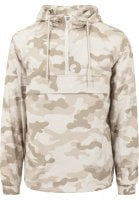 Camo pull over vindjacka 22