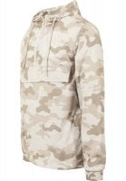 Camo pull over vindjacka 23
