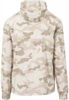 Camo pull over vindjacka 25