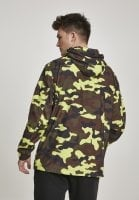 Camo pull over vindjacka 28