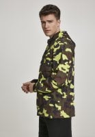 Camo pull over vindjacka 29