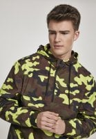 Camo pull over vindjacka 33