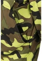 Camo pull over vindjacka 40
