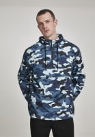Camo pull over vindjacka 42