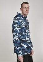 Camo pull over vindjacka 45