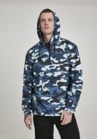 Camo pull over vindjacka 48