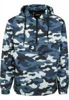 Camo pull over vindjacka 49