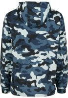 Camo pull over vindjacka 50