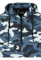Camo pull over vindjacka 51