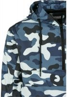 Camo pull over vindjacka 52