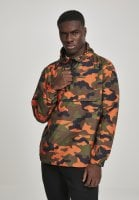 Camo pull over vindjacka 57