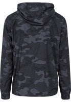 Camo pull over vindjacka 6