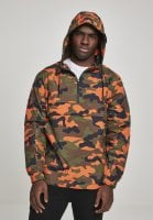 Camo pull over vindjacka 61
