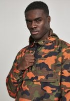 Camo pull over vindjacka 62