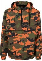 Camo pull over vindjacka 64